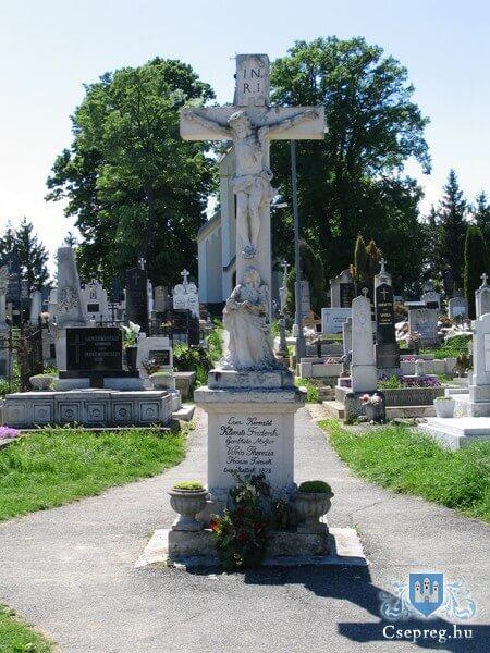 Csepregi temető