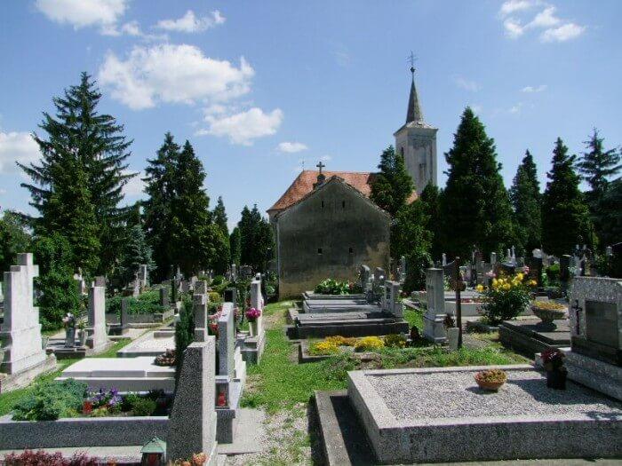 Kőszegi temető