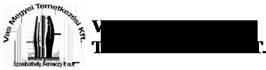 Vas Megyei Temetkezési KFT Logo